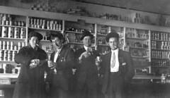 Drinking in a general store in Plamondon, Alberta (Provincial Archives of Alberta) Tags: canada alcohol alberta prohibition temperance