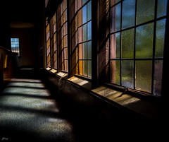 Inside And Out (Janey Song) Tags: windows shadow stilllife sunshine ef1635mmf28liiusm canon5dmarkiii