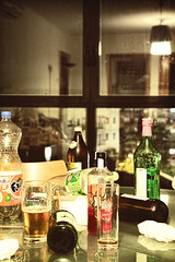 """Drinking time"" (Domonte Design) Tags: stilllife night noche bottles alcool alcohol noite alcoholic alkohol nuit nicht nit bodegon bottiglie gymkhana bouteilles flaschen dependance dipendenza botellas sucht alcoholico adiction adiccion ampolles adiccio domonte"