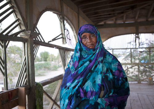 Living in a (former) Palace - Berbera Somaliland