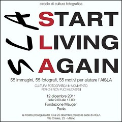 Pavia 12 dicembre - Milano 13 - 23 dicembre (Osvaldo_Zoom) Tags: mostra sla aisla