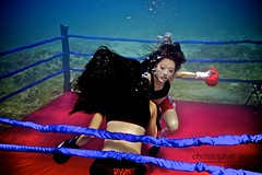 UW-ChineseBoxing 7 (steadichris) Tags: underwater models chinese scuba lingerie cebu boxing breathhold