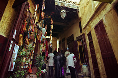 Fez, lost in the medina (annaspies) Tags: morocco fez medina fes feselbali fs