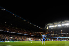 Chelsea v Valencia (toksuede) Tags: uk bridge england london sports valencia sport germany deutschland foot football spain nikon chelsea fussball juan soccer espana deporte stamford futbol mata futebol league champions d3 calcio