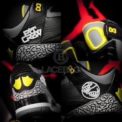 "Air Jordan III ""Oregon Pit Crew"" (SHOOTO) Tags: sneakers michaeljordan jumpman airjordan shooto airjordaniii aj3 airjordan3 hisairness ajiii airjordan3retro lacebag lacebagnl airjordaniiiretro oregonpitcrew blackcementgreyyellow theoregonpitcrew mattknightmadness"