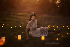 AB (enchantedimages2003) Tags: sunset backlight candle bokeh led flashlight candlelight backlit seniorpicture seniorportrait lacedress 50l seniorgirl