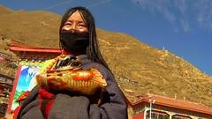 L1300600 (No_Direction_Home) Tags: china leica buddhist political right tibet institute monastery human tibetan prefecture sichuan seda wuming ganzi serdar autonomous larung larong serthar