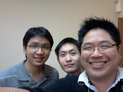 With Dek D.com founders.