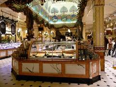 Harrods food hall (megoizzy) Tags: london shopping harrods foodhall