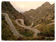 Mallorca -Tramontana bajada a la Calobra (ferlomu) Tags: carretera montaña mallorca tramontana ferlomu olétusfotos