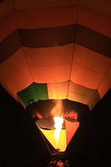 Photography Weekly Challenge (Fire) (LindaJ55) Tags: balloons fire hotairballoons nightglow