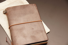 Midori (alsotyCheng) Tags: tn sony passport midori a55 16105mm travelsnotebook