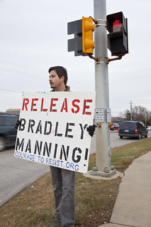 Anti-Torture Vigil - Week 60: Vigil for Bradley Manning