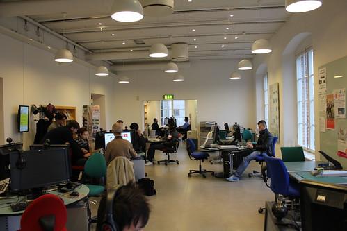 Malmö Lärcentrum, Malmö stadsbibliote by buskfyb, on Flickr