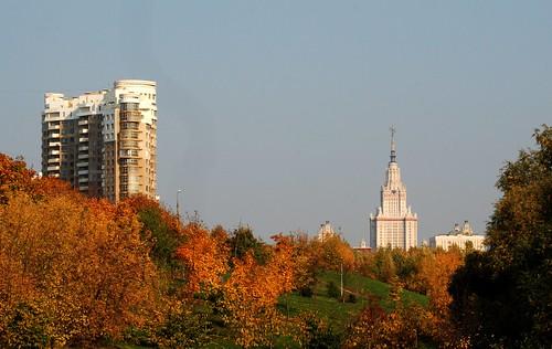 Осенняя Москва ©  akk_rus