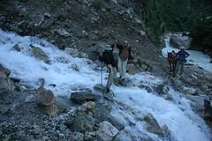 Watch your step! (Saumil U. Shah) Tags: india mountain mountains nature danger trekking trek waterfall dangerous nikon crossing hiking hike journey slideshow himalaya spiritual shiva hindu hinduism incredible kailash yatra jain pilgrimage himalayas shah mansarovar manasarovar uttarpradesh jainism kailas भारत हिमालय saumil kumaon kmy uttarakhand incredibleindia मानसरोवर यात्रा kmyatra saumilshah कैलाश ભારત अतुल्यभारत અતુલ્યભારત