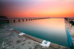 North Narrabeen Dawn (sachman75) Tags: morning beach sunrise dawn coast sydney australia coastal nsw newsouthwales tidalpool rockpool firstlight northernbeaches canon1740mmf4 oceanbaths northnarrabeenpool canon5dmarkii singhrayreversendgrad3stops leefiltersndgrad3stops