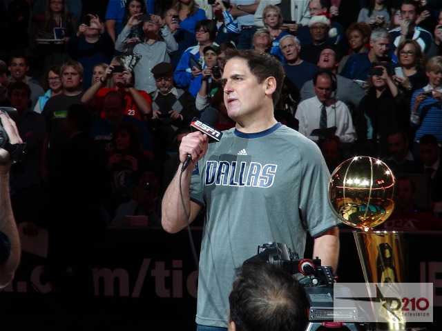 Dallas Mavericks/Miami Heat/12.25.11