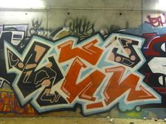 Lae (soulroach) Tags: nyc ny brooklyn graffiti trackside lae
