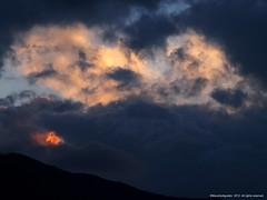 Amanecer Paramo de Sonsn (Ivan Mauricio Agudelo Velasquez) Tags: cloud mountain amanecer montaa could nube colorphotoaward