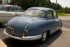 1957 Panhard Dyna Z (DjD-567) Tags: car french antique nh ugly 1957 restored rare hollis panhard dynaz rmrrestoration