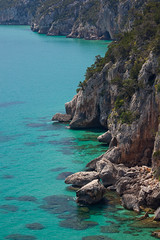 "Cala Gonone Coastline • <a style=""font-size:0.8em;"" href=""http://www.flickr.com/photos/55747300@N00/6650062813/"" target=""_blank"">View on Flickr</a>"