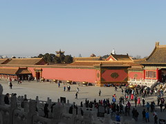 January 1-2 163 (MinnesotaSon) Tags: crowd beijing forbiddencity palacemuseum gateofheavenlypurity