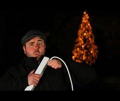 52-40 Christmas is over! (esnieselt2010) Tags: portrait tree self canon project lights power 7d plug weeks eso 52 christma strobist 52wsp