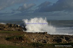 DSC00537 (Mark Coombes Photography) Tags: sea portland waves dorset rough
