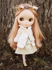 winter/spring (maidensuit) Tags: vinter doll blythe arden fbl