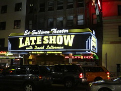 IMG_0052 (Sweet One) Tags: city nyc newyorkcity usa ny newyork night dark lights downtown manhattan timessquare cbs lateshowwithdavidletterman edsullivantheatre