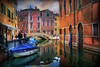 Venice (h_roach) Tags: city travel venice italy reflections boat canal europe historical anawesomeshot flickraward