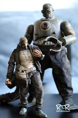 fatdandjc (radtoyreview) Tags: world toys robot war 3a jc wwr ashleywood awesomesauce threea adventurekartel ankouex fatdrown