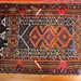 203. Hand Tied Prayer Rug