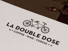 Final - Reshot - 03 (Hi.AlexTaylor) Tags: coffee bicycle logo 321 identity espresso brand branding letterhead ladoubledose