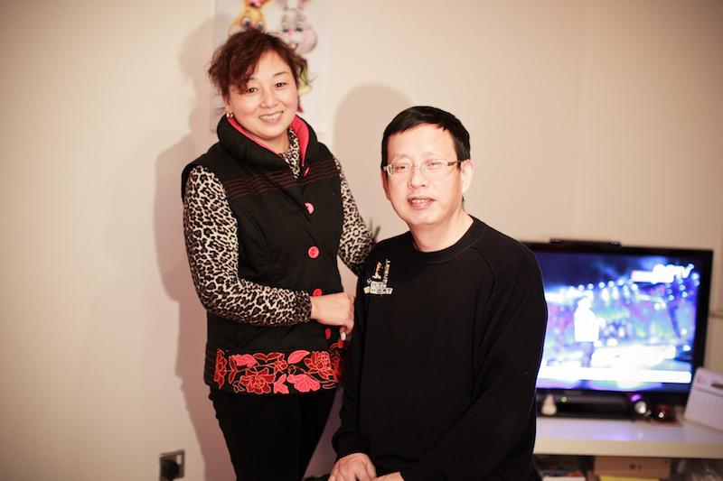 Chen Jie home dinner 055