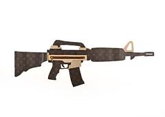louis vuiton Rifle 2 (Javier Martin Art) Tags: louis arte martin rifle javier artista escopeta vuiton armao contemporáne