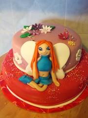 (amoreta) Tags: cake croatia torra korula winx amoreta
