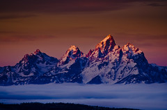 Tetons Rising!   ~ A new view of the Grand Tetons ~ Webinar with Nik Software (Dan Ballard Photography) Tags: above new dan fog clouds photo nikon gallery view hole grand images jackson best software ballard nik wyoming tetons photgraphy workshops webinar