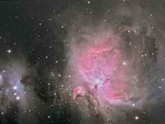 M42 The Great Nebula In Orion (LRGB) (Terry Hancock www.downunderobservatory.com) Tags: county camera sky color monochrome wheel night dark stars photography mono pier back backyard fotografie photos thomas space great shed science images off astro stephen observatory telescope filter nebula terry orion m42 astronomy imaging hancock ccd universe wo ff axis constellation paramount luminance 68 tmb osc wessling teleskop in astronomie byo f7 astronomers refractor deepsky newaygo guider starlightxpress Astrometrydotnet:status=solved qhy5 130ss Astrometrydotnet:version=14400 at2ff mks4000 qhy9m gt110s wwwdownunderobservatorycom Astrometrydotnet:id=alpha20120139085462