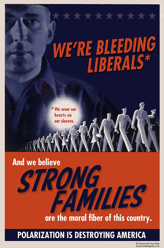We're Bleeding Liberals
