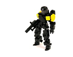 Deep Space Marine Suit (Cam M.) Tags: boss cool marine lego space awesome epic mecha mech hardsuit