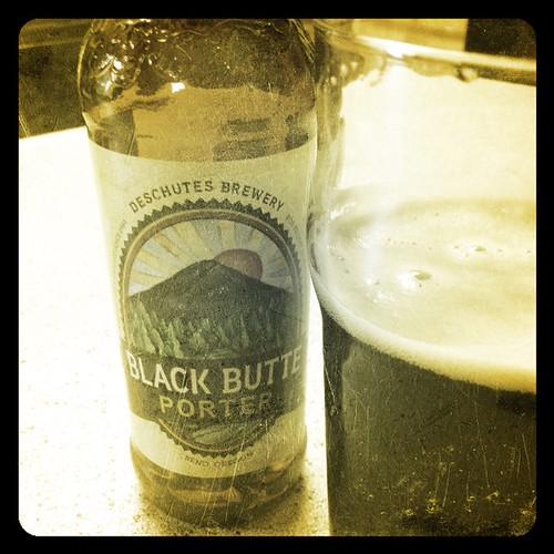 Black Butte Porter @ Colby & Jamie's