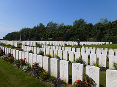 Terlincthun British Cemetery, Wimille