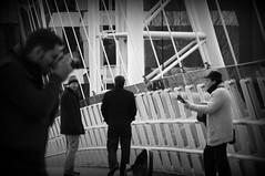 MediaCityUK (fragglehunter aka Sleepy G) Tags: street uk england blackandwhite bw english manchester nw northwest decay busker salford picnik urbanexploring ue urbex sleepyg ukurbex fragglehunter sleepygphotography fragglehunterurbex fragglehunteraerialphotography fragelhunter