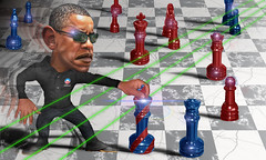 Barack Obama - Chess Master