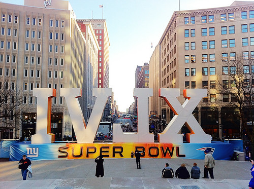 XLVI backwards spells? 54?