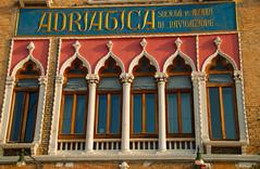 More Than One Window into the Adriatica di Navigazione S.p.A.!