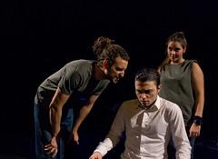 Sin ttulo-3 (Escena Erasmus European Theatre Project) Tags: mostra teatro erasmus theatre scene actress actor muestra teatre nau escena personajes universitat actriz actores