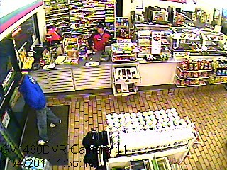 Robbery Suspect; Convenience Store on Smallwood Drive in Waldorf in November 2011